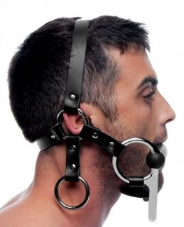 Steed Bridle Harness Gag