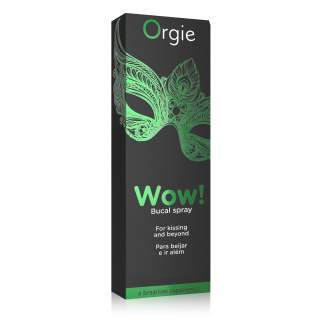 Orgie Wow! Blowjob Spray