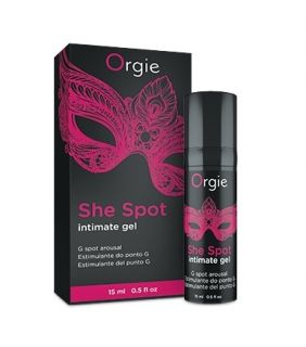 Orgie She Spot Intimate G-Spot Arousal Gel